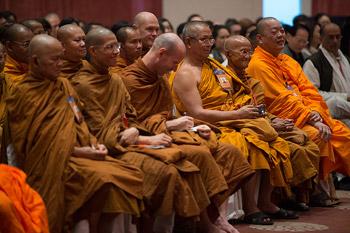 Tөвд – Tайланд буддистуудын ярилцлага – Хоёр дахь өдөр