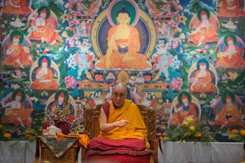 Дээрхийн Гэгээнтэн Далай лам Оросын буддистуудад ном айлдлаа – Дөрөв дэх өдөр