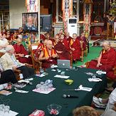 """Дээрхийн Гэгээнтэн Далай лам """"Оюун ухаан ба Амьдрал"""" 26 дахь удаагийн уулзалтад оролцож байна- 4 дэхь өдөр: Ухамсар"""