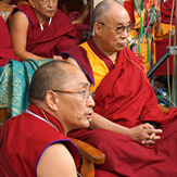"""Дээрхийн Гэгээнтэн Далай лам """"Оюун ухаан ба Амьдрал"""" 26 дахь уулзалтад оролцож байна - 5 дахь өдөр: Тунгаан бодох дадал"""