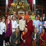 """Дээрхийн Гэгээнтэн Далай лам """"Оюун ухаан ба Амьдрал""""  26 дахь удаагийн уулзалтанд оролцлоо - 6 дахь өдөр: Хаалтын ажиллагаа"""