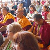 Дээрхийн Гэгээнтэн Далай Лам Швейцарьт айлчлан Европ дахь Төвдийн Буддистуудын II бага хуралд оролцов